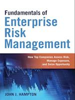 Fundamentals of Enterprise Risk Management af John J Hampton