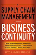 A Supply Chain Management Guide to Business Continuity (AgencyDistributed)