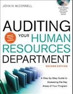 Auditing Your Human Resources Department: A Step-by-Step Guide to Assessing the Key Areas of Your Program (AgencyDistributed)