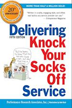 Delivering Knock Your Socks Off Service (AgencyDistributed)