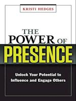 Power of Presence af Kristi HEDGES