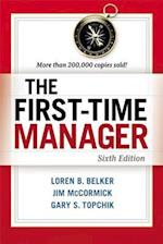 The First-Time Manager (AgencyDistributed)