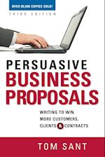 Persuasive Business Proposals (AgencyDistributed)
