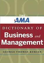 The AMA Dictionary of Business and Management (AgencyDistributed)