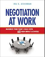 Negotiation at Work (AgencyDistributed)