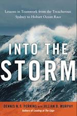 Into the Storm: Lessons in Teamwork from the Treacherous Sydney-to- Hobart Ocean Race (AgencyDistributed)