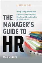 The Manager's Guide to HR af Max Muller