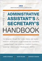 Administrative Assistant's and Secretary's Handbook (ADMINISTRATIVE ASSISTANT'S AND SECRETARY'S HANDBOOK)