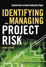 Identifying and Managing Project Risk