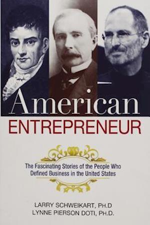 Bog, paperback American Entrepreneur