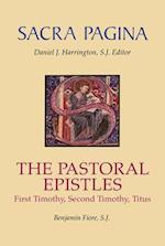 The Pastoral Epistles (Sacra Pagina Hardcover, nr. 12)