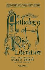 An Anthology of Irish Literature (Vol. 1) af Daniel Calder, Richard Green, Jonathan Joseph