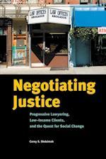 Negotiating Justice af Corey S. Shdaimah