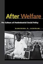 After Welfare