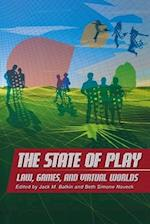 The State of Play (Ex Machina: Law, Technology, and Society)