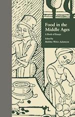 Food in the Middle Ages (GARLAND REFERENCE LIBRARY OF SOCIAL SCIENCE, nr. 1744)