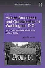African Americans and Gentrification in Washington, D.C. (Urban Anthropology)