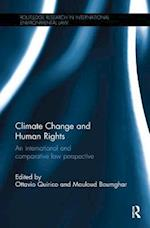 Climate Change and Human Rights (Routledge Research in International Environmental Law)