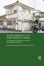 Social Inequality in Post-Growth Japan af David Chiavacci