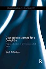 Cosmopolitan Learning for a Global Era