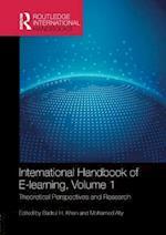 International Handbook of E-Learning Volume 1 (Routledge International Handbooks of Education)