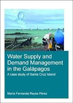 Water Supply and Demand Management in the Galapagos