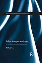 Indian Arranged Marriages (Routledge Contemporary South Asia Series)