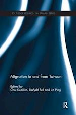 Migration to and From Taiwan (Routledge Research on Taiwan Series)