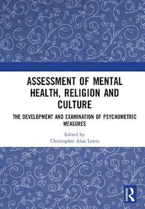 Assessment of Mental Health, Religion and Culture
