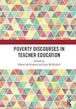 Poverty Discourses in Teacher Education