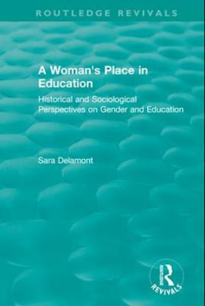 A Woman's Place in Education (1996)