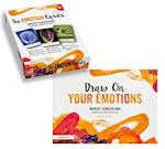 Draw On Your Emotions book and The Emotion Cards (Draw on)