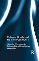 Mahatma Gandhi and the Indian Constitution