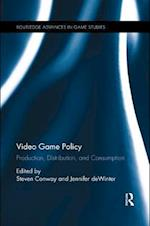Video Game Policy (Routledge Advances in Game Studies)