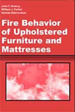 Fire Behavior of Upholstered Furniture and Mattresses af William Parker