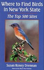 Where to Find Birds in New York State (York State Book)