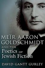 Meïr Aaron Goldschmidt and the Poetics of Jewish Fiction (Judaic Traditions in Literature, Music, and Art)