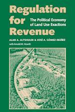 Regulation for Revenue