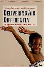 Delivering Aid Differently