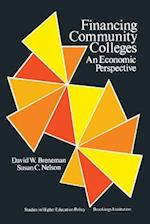Financing Community Colleges (Studies in Higher Education Policy)