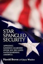Star Spangled Security af Harold Brown