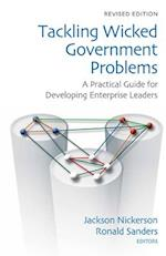 Tackling Wicked Government Problems (Innovations in Leadership)