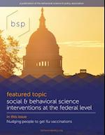 Behavioral Science & Policy Issue 2 2016 (nr. 2)