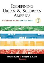 Redefining Urban and Suburban America (James A. Johnson Metro Series)