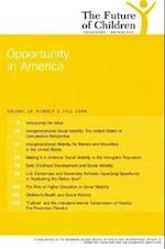 Opportunity in America (The Future of Children, nr. 17)