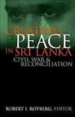 Creating Peace in Sri Lanka