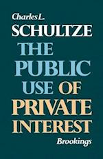 Public Use of Private Interest