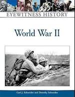 World War II (Eyewitness History Hardcover)