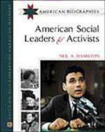 American Social Leaders and Activists (American Biographies Library)