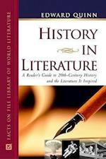 History in Literature (Facts on File Library of World Literature)